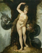 Eve-and-the-Snake-