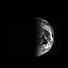 Earth_from_Rosetta