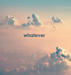 137539-Whatever